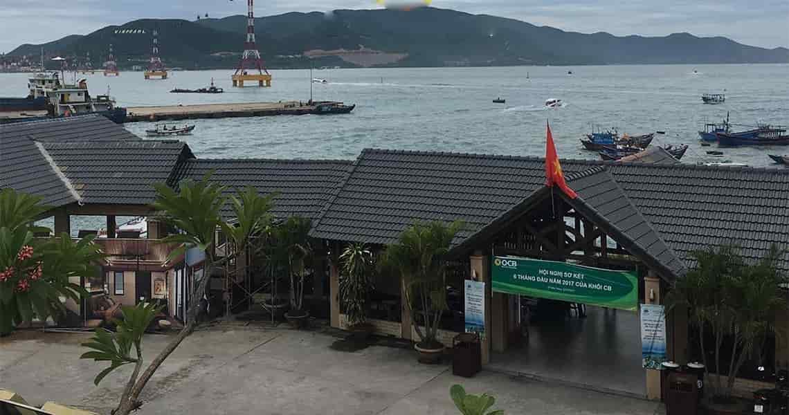 cảng hòn tằm ở đâu?