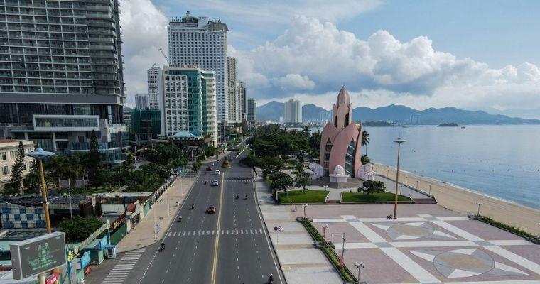 Giãn cách xã hội do dịch covid 19 ở Nha Trang