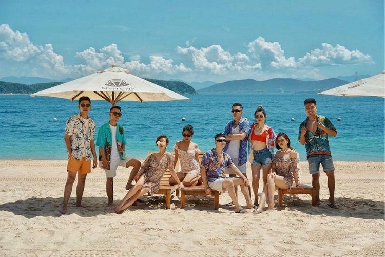 Nhật ký hành trình khám phá đảo Hòn Tằm Nha Trang