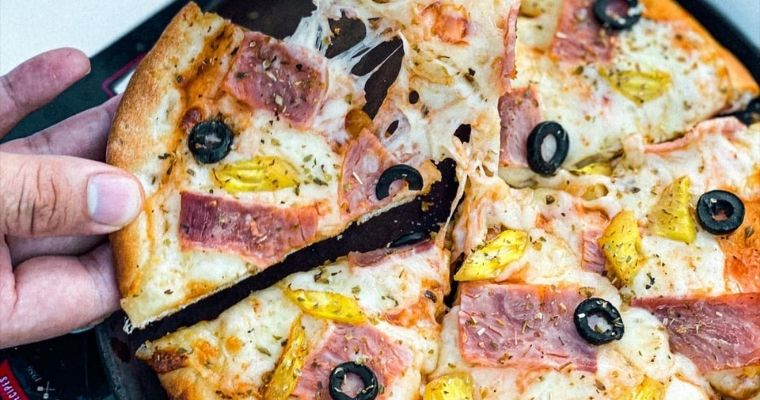 Pizza Anh Quốc