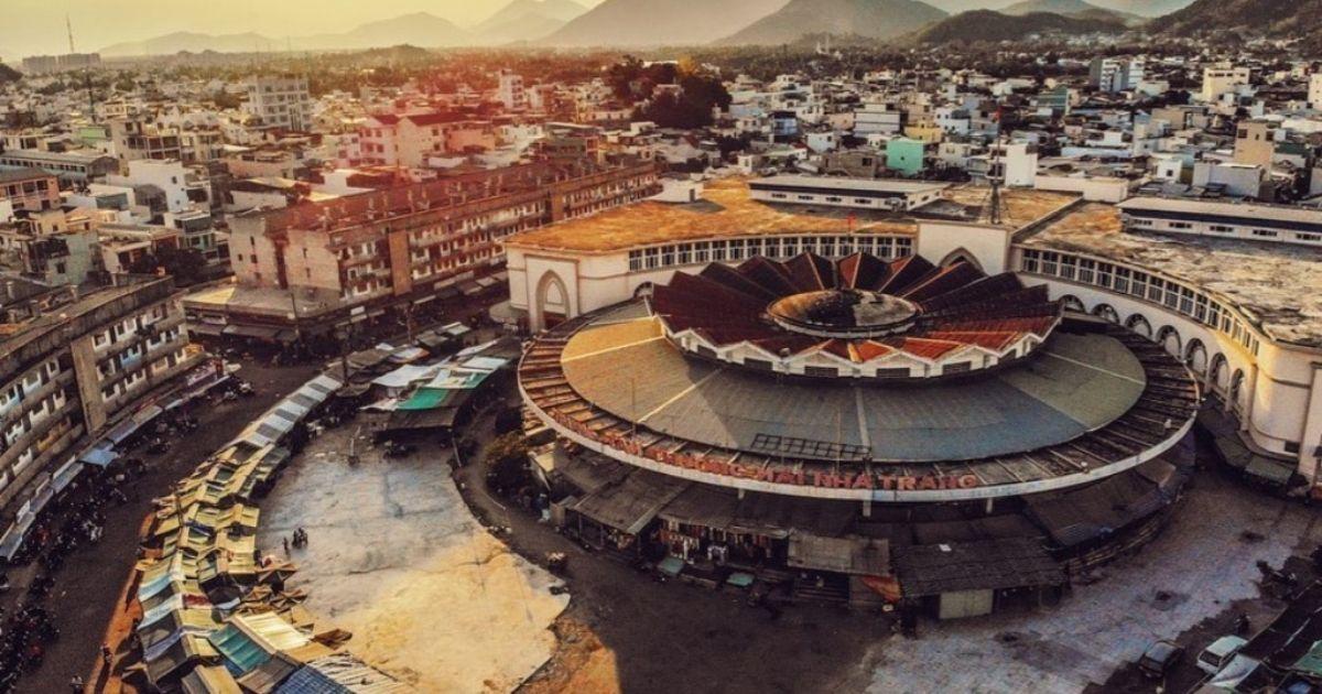 Khám phá Chợ đầm Nha Trang