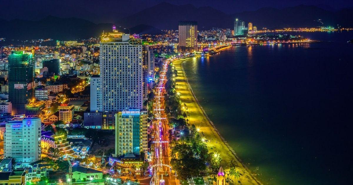 các điểm vui chơi về đêm ở Nha Trang
